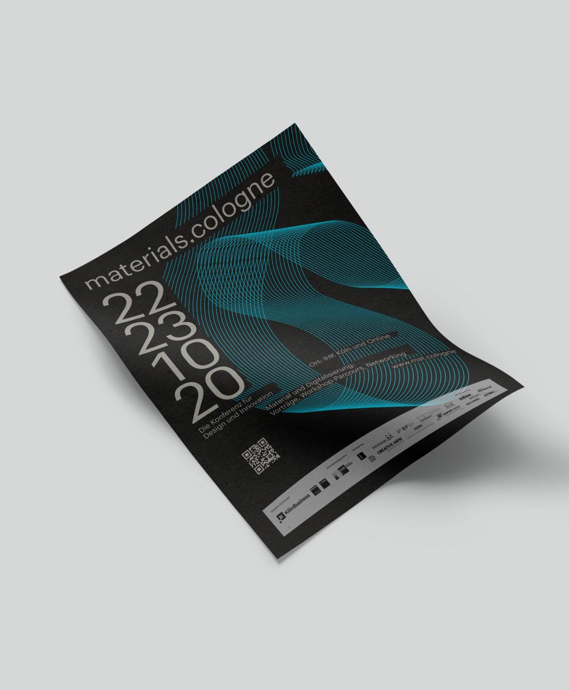 Poster | Dynamik | grafisch | Konferenz