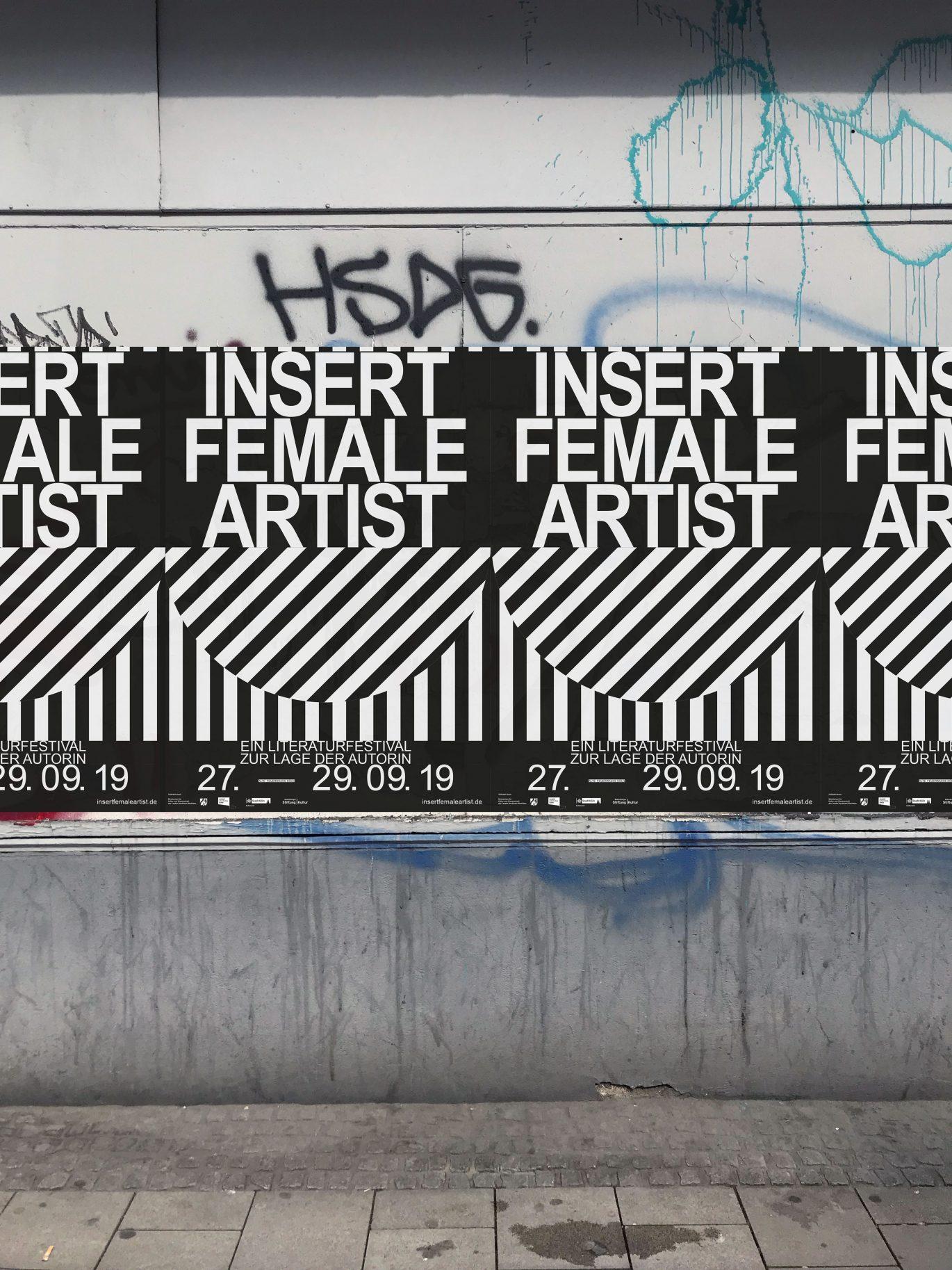 Poster |Raport | City | Anwendung | Festival