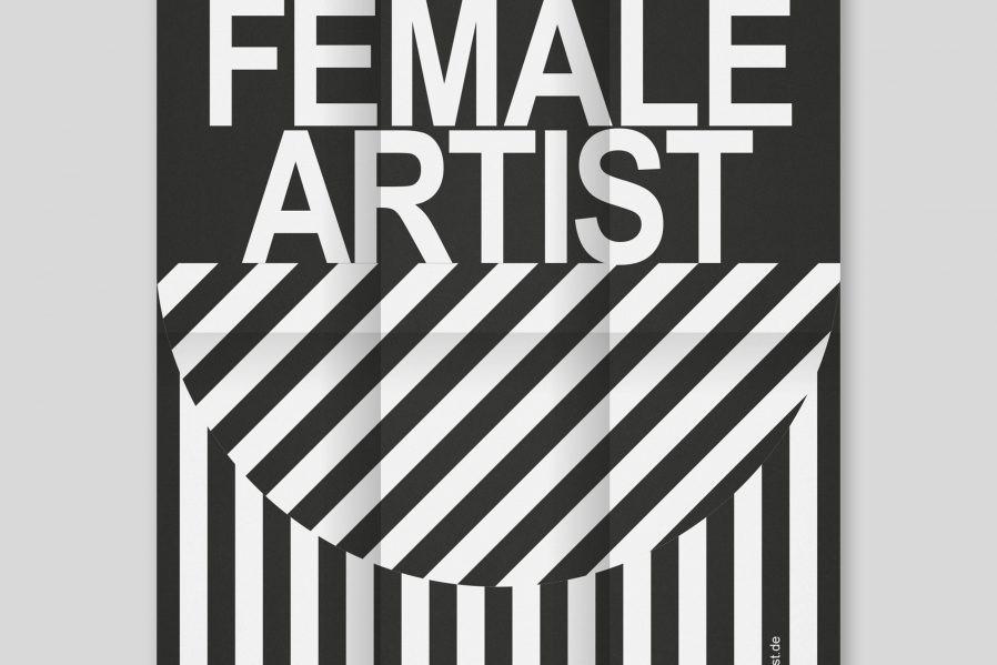 INSERT FEMALE ARTIST -