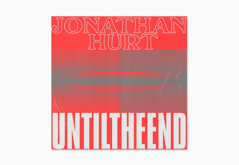 LP Cover Gestaltung   Trap   Jonathan Hurt  Release