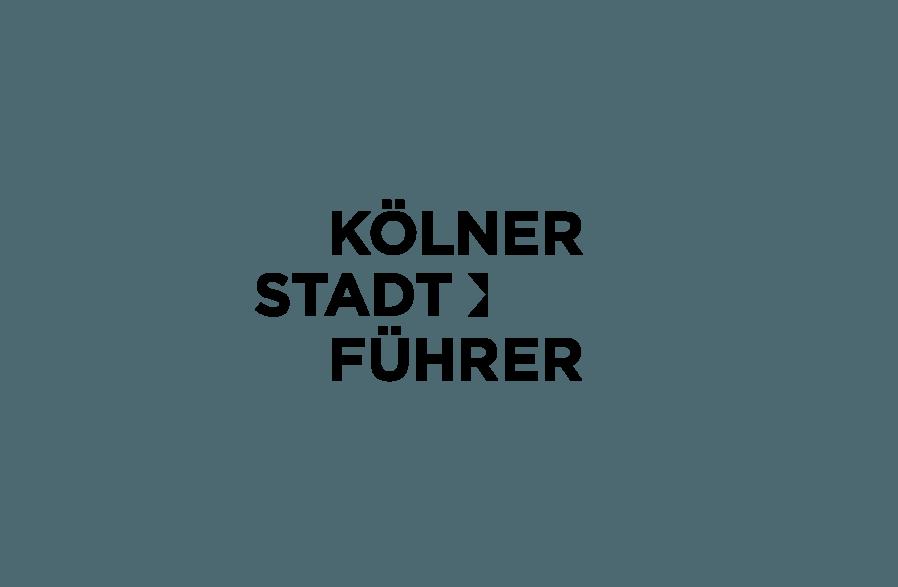 Kundenlogo | Kölner Stadt Führer | Wortmarke