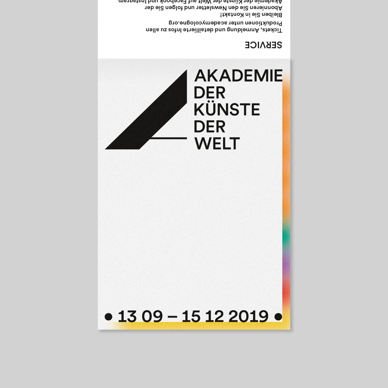 Programmflyer |Grafikdesign | Kunst | Kultur