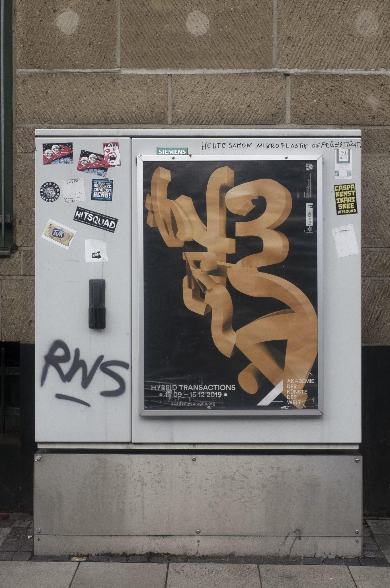 Poster | Köln | Ringe | Design