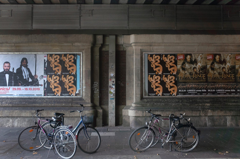 Hansaring | Köln | Plakat | Design | Schrift