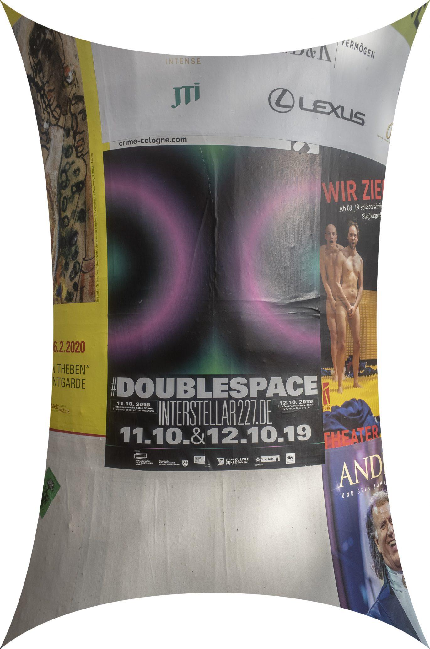 Poster | Litfaßsäule | Köln | Design