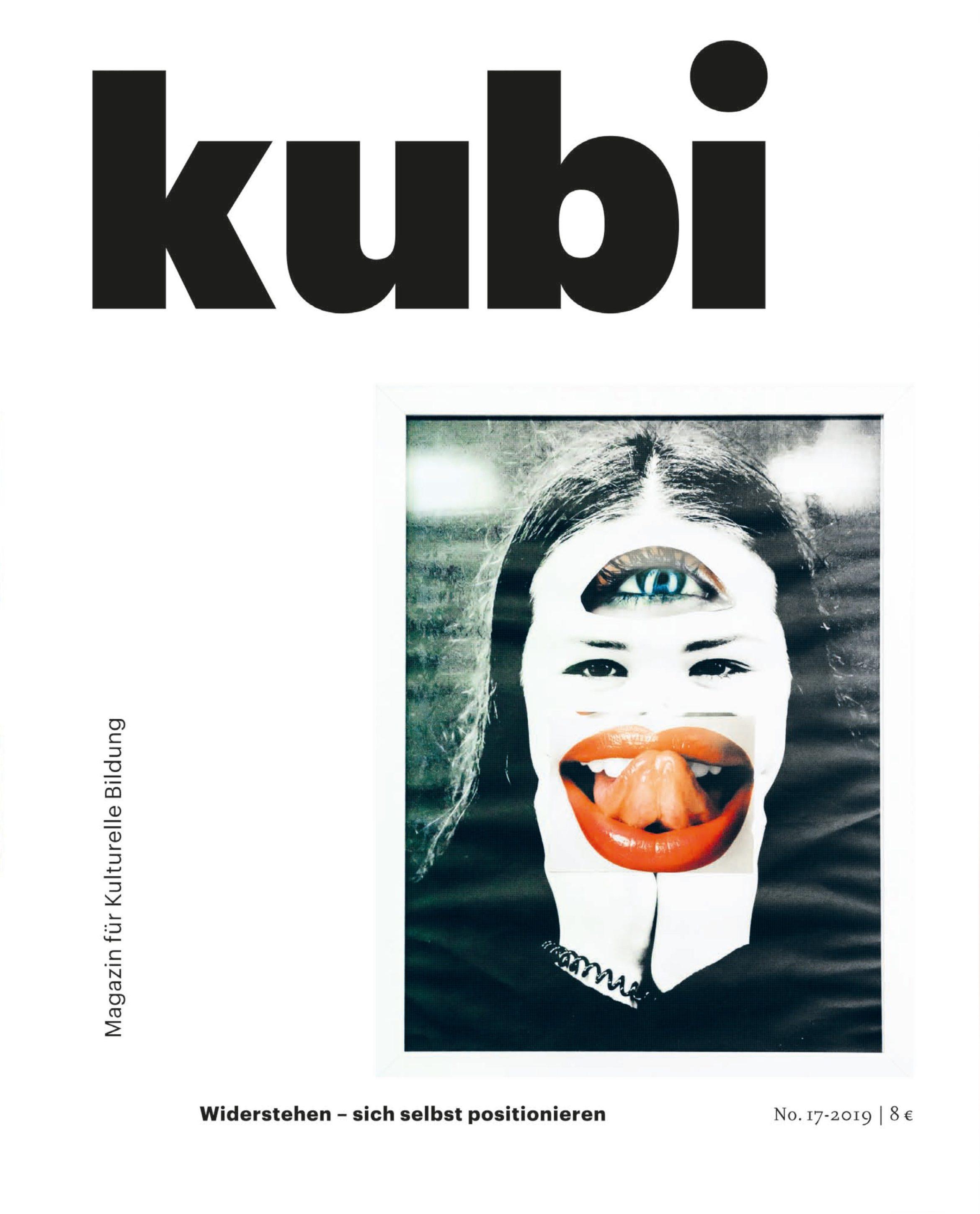 Magazin |Coverdesign |Typografie | Raster