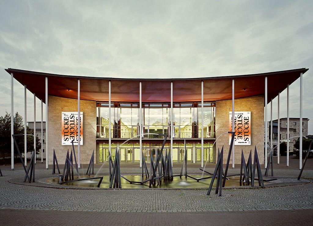 Banner |Stadthalle Mülheim |Stücke2020 |Theatertage