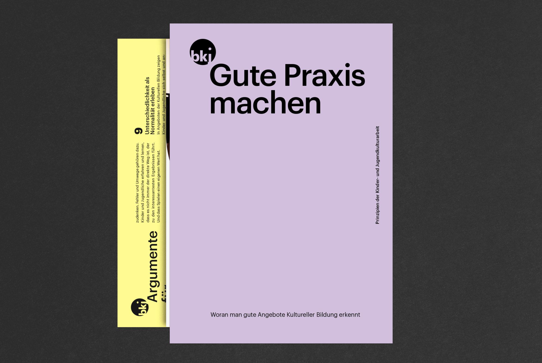 Flatdesign | Typografie |BKJ