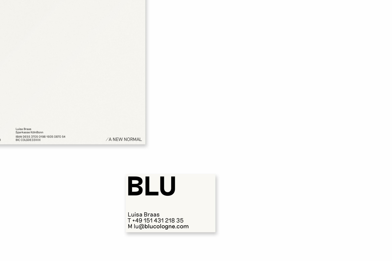 Visitenkarte |Slowfashion | Shop |Cologne