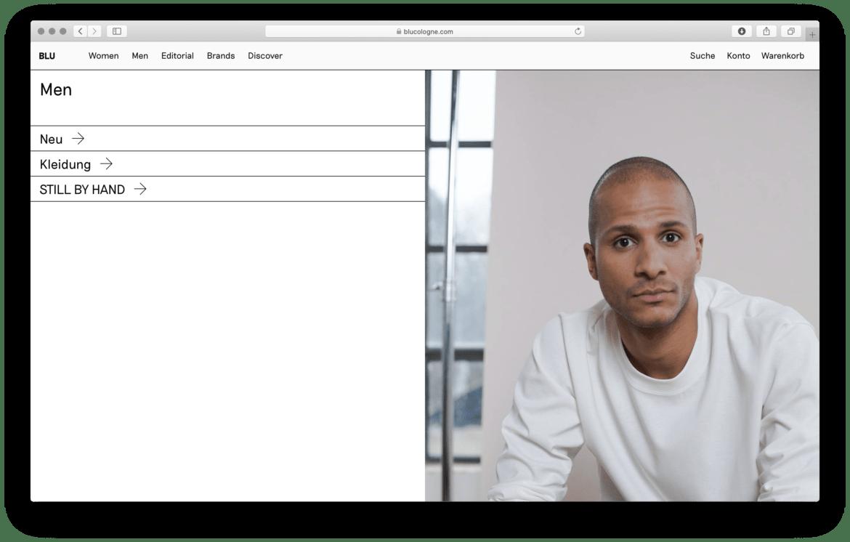 Webshop |Slowfashion | Shop |Cologne | Men