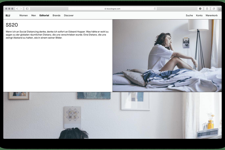 Webshop |Slowfashion | Shop |Cologne | Editorial