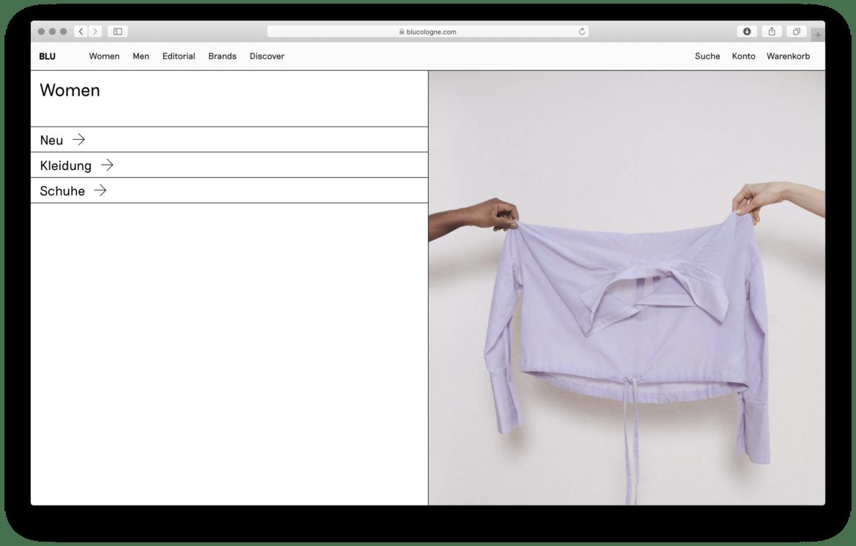 Webshop |Slowfashion | Shop |Cologne | Woman