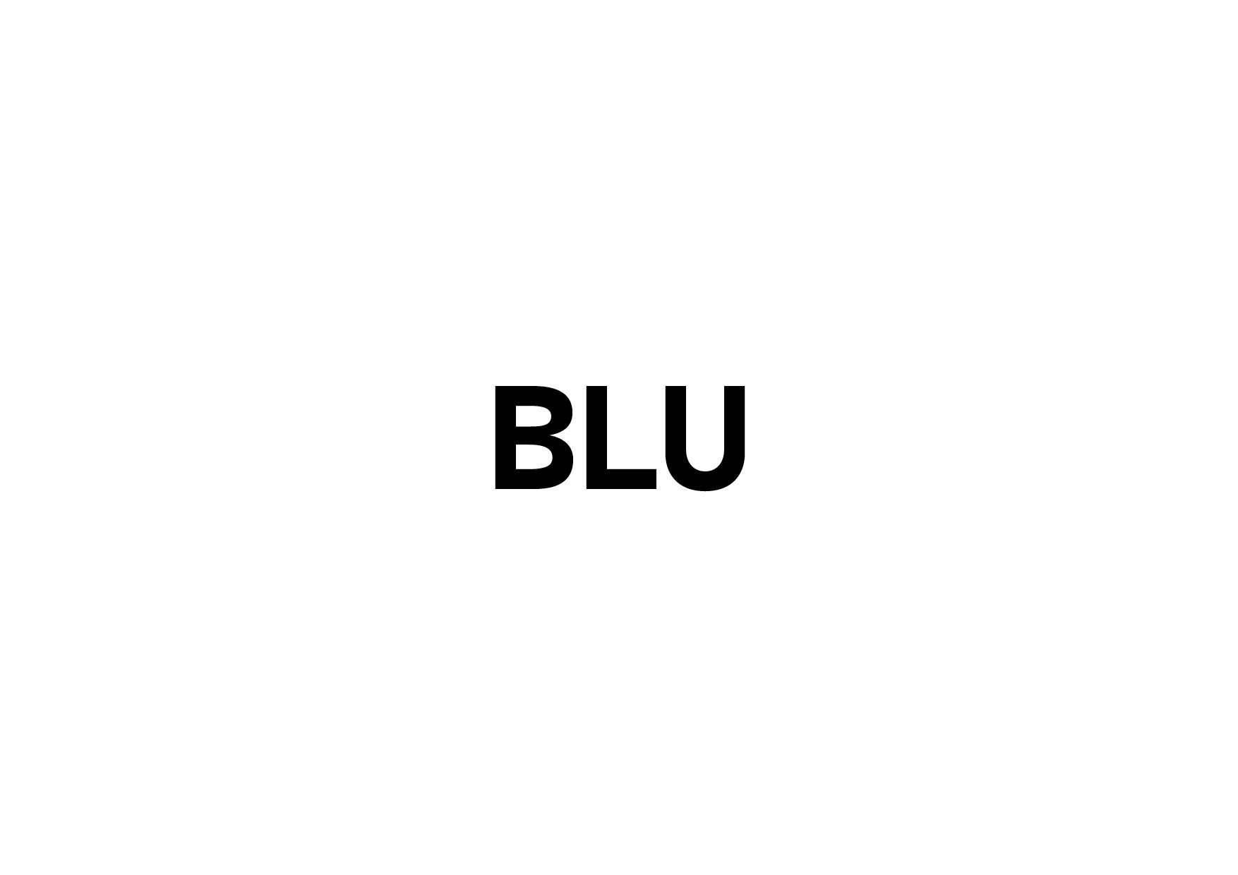 BLU Cologne |Riposte | Schrift | Design |Logo
