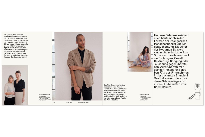 Flyer |Slowfashion | Shop |Label