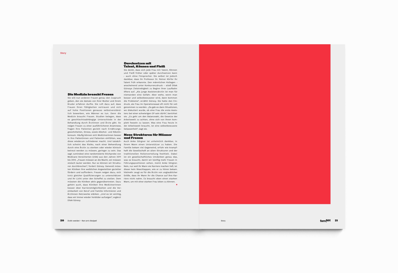Typografie |Bildaufbau | Satz | Editorial