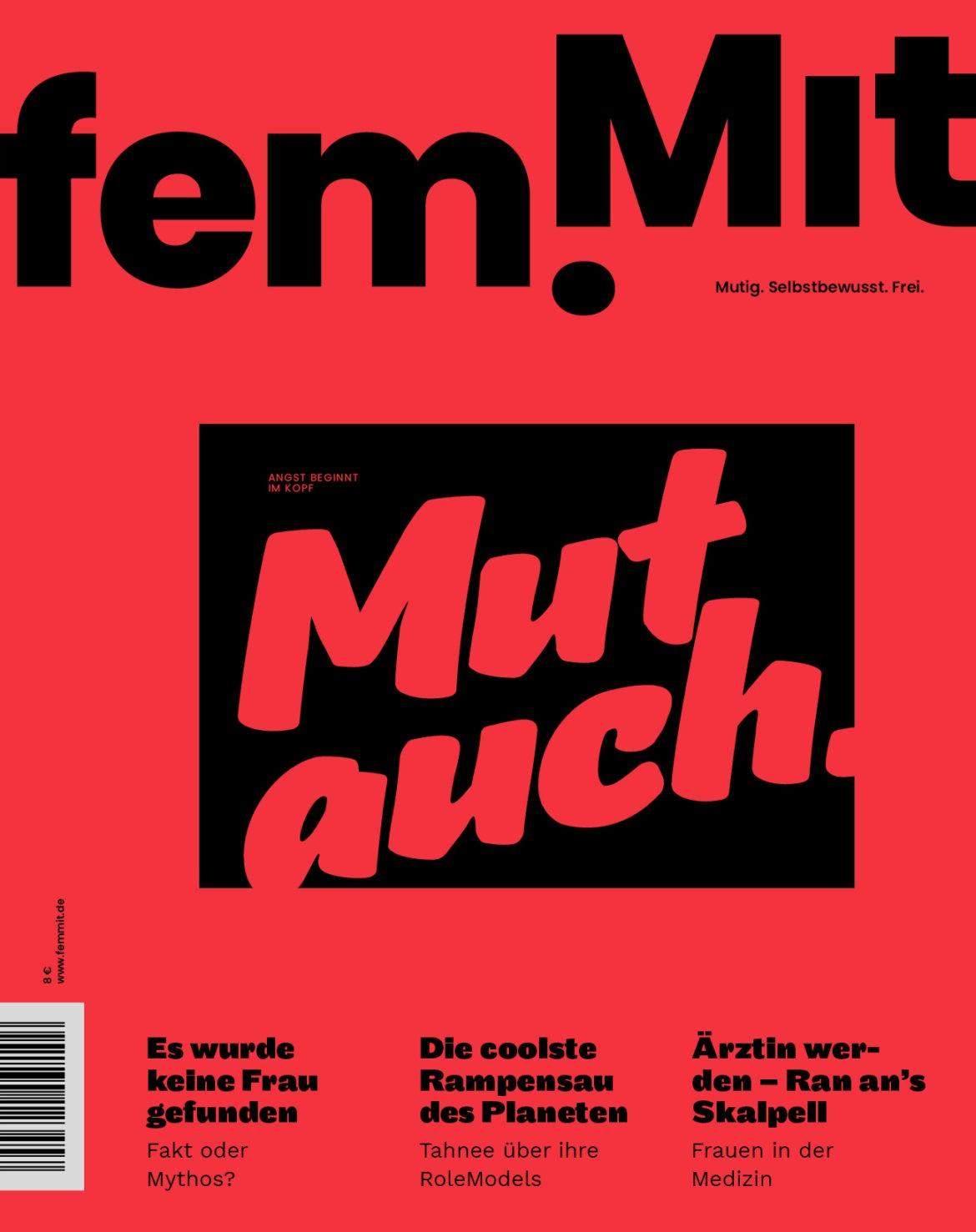Coverdesign | Editorial | Female |Köln