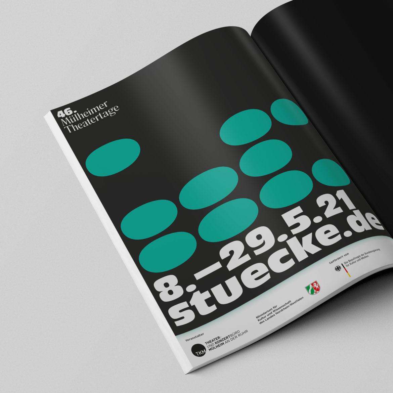 Anzeige | Design | Theater | Editorial