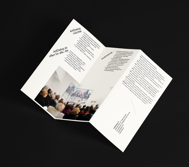 Art | Dialog | Flyer | Artwork