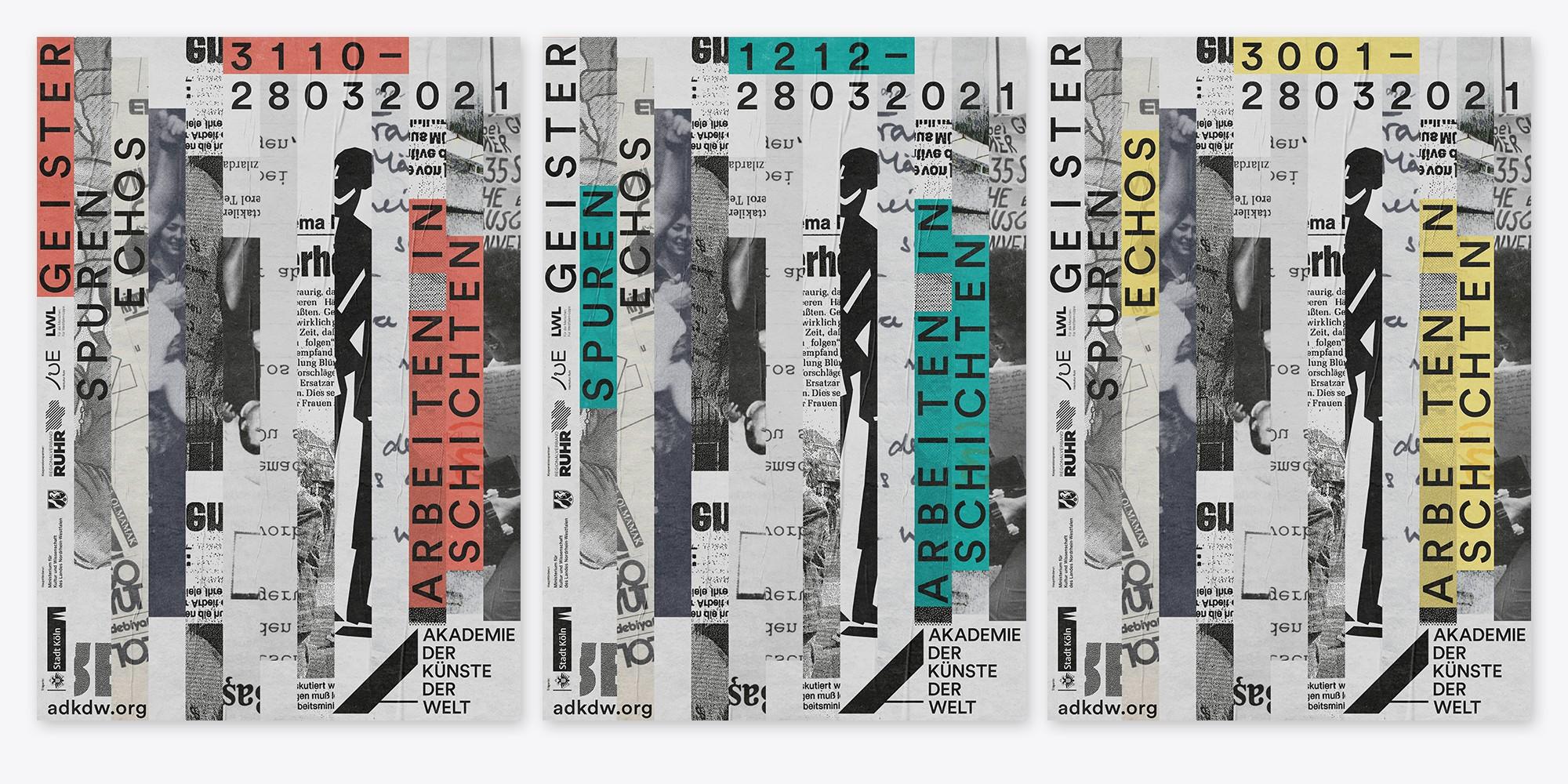 Plakate | Bunt | Kunst | Design