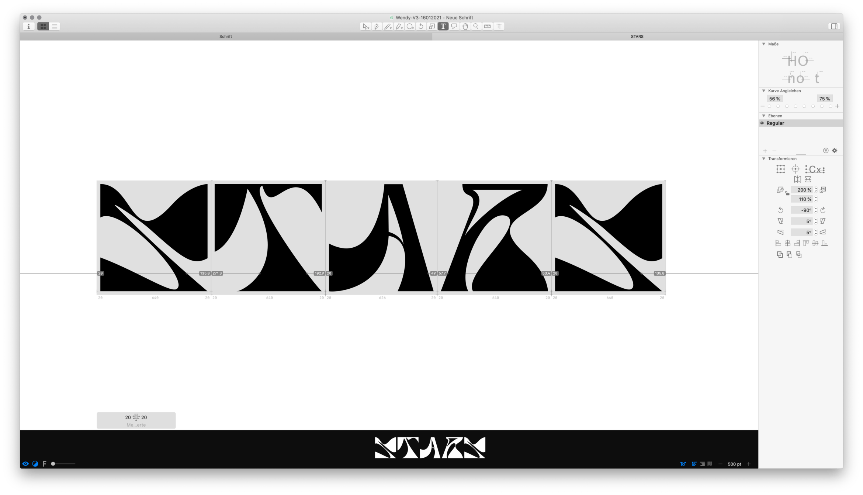 Schrift | Buchstaben | Gestaltung