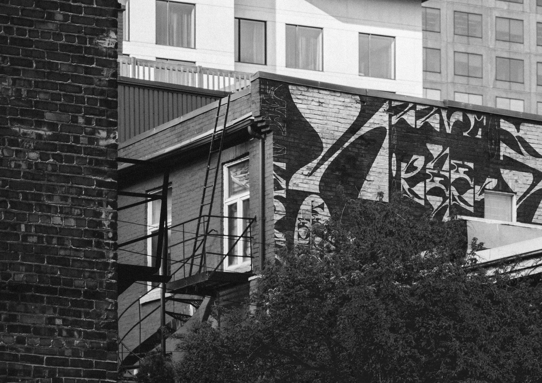 Urban |Haus | Schrift | Wand | Mural