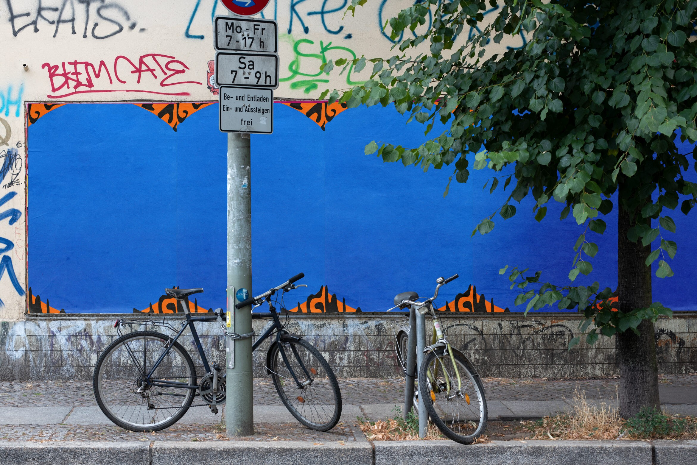 Plakat |Klimastreik |Erde | Fahrrad