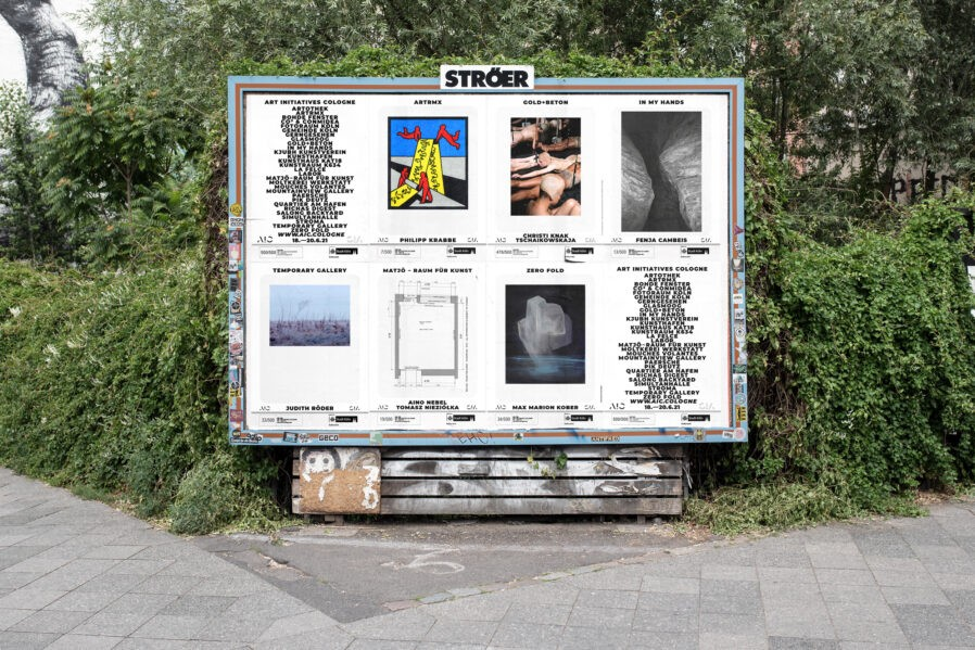 AIC Cologne | Plakate | Artspaces