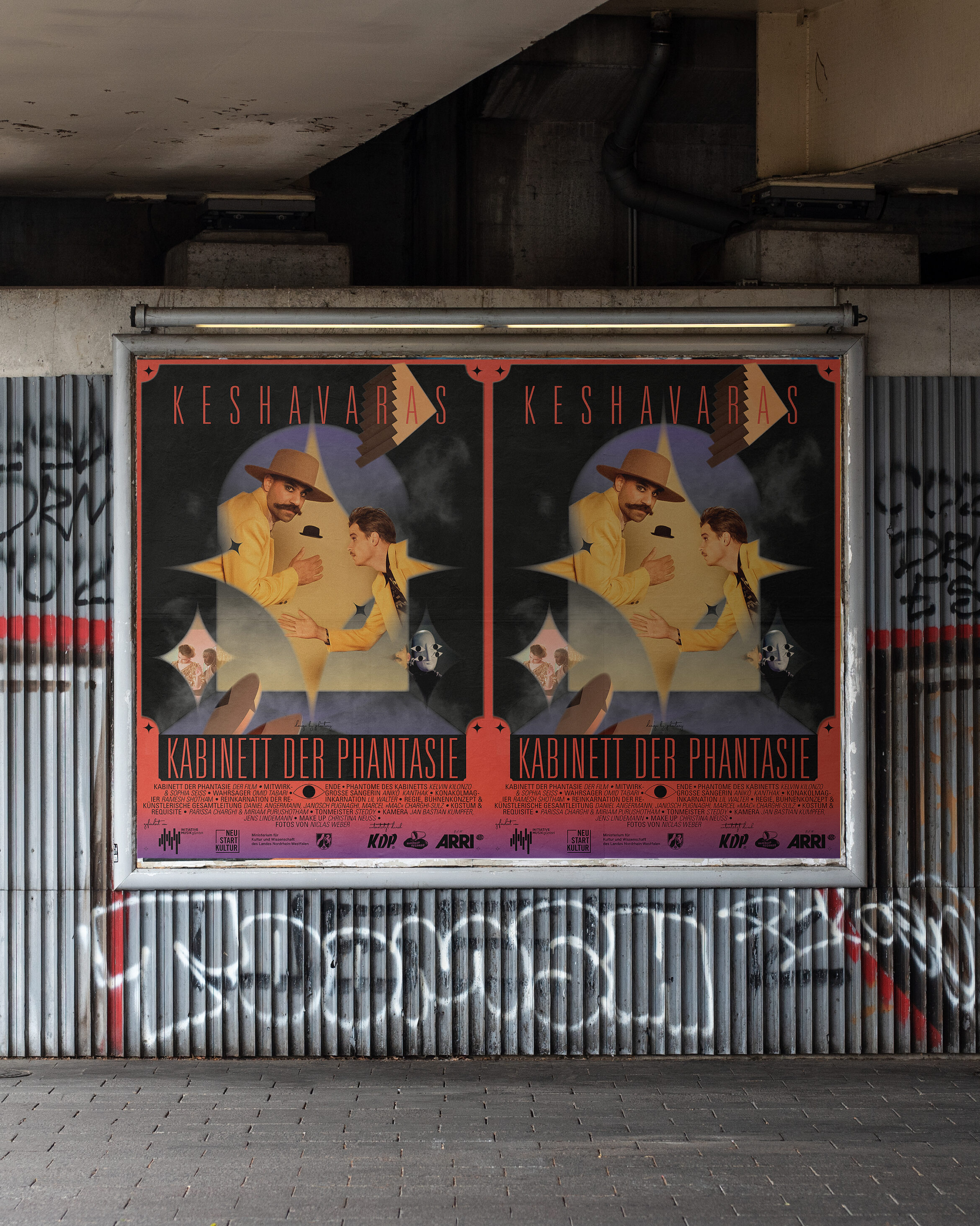 Plakat |Wand |Stadt | Schrift | Phantasie