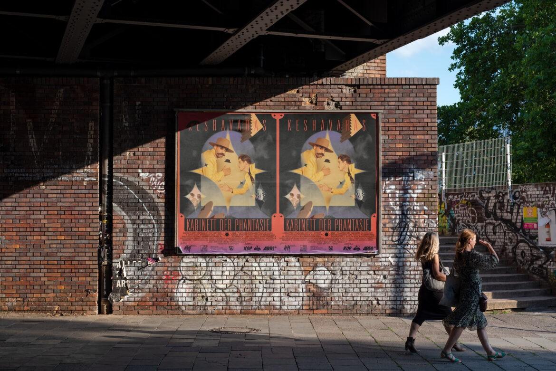 Plakat  Wand  Stadt   Schrift   Phantasie
