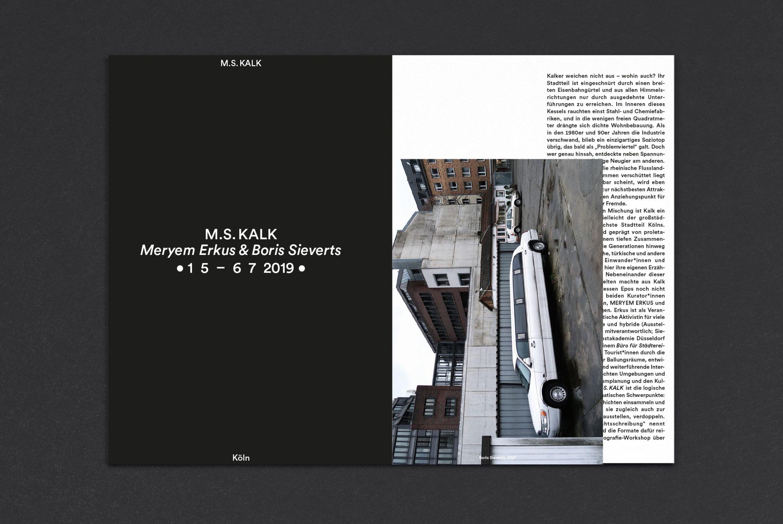 Booklet | Köln | Kultur | Doppelseite