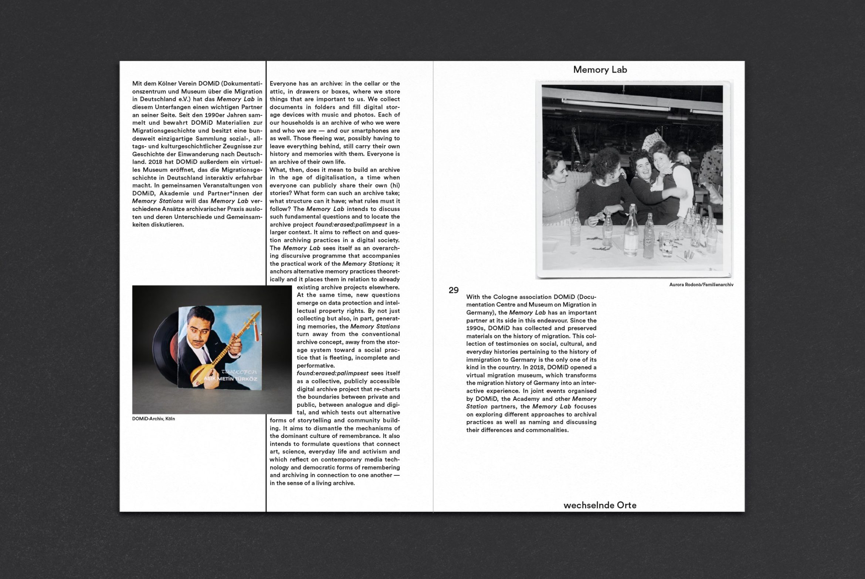 Artdesign | Broschüre | Vinyl | LP