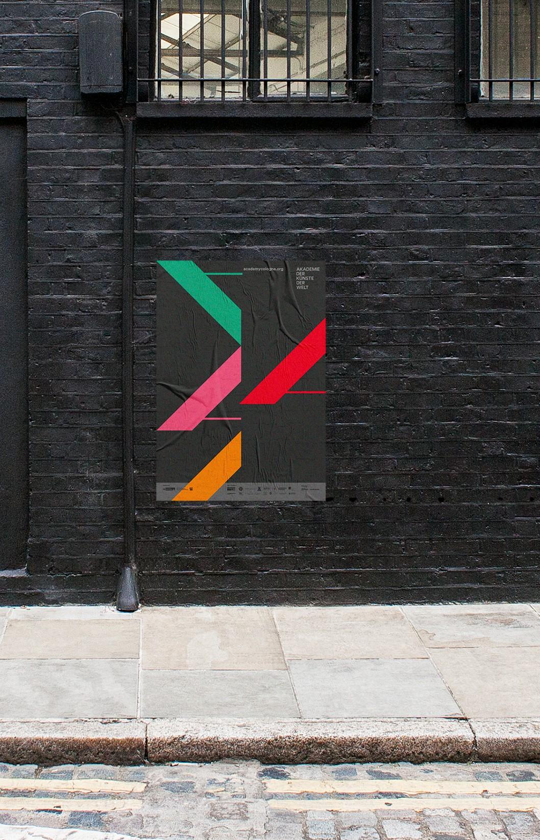 Poster | Herbstprogramm | Urban Design