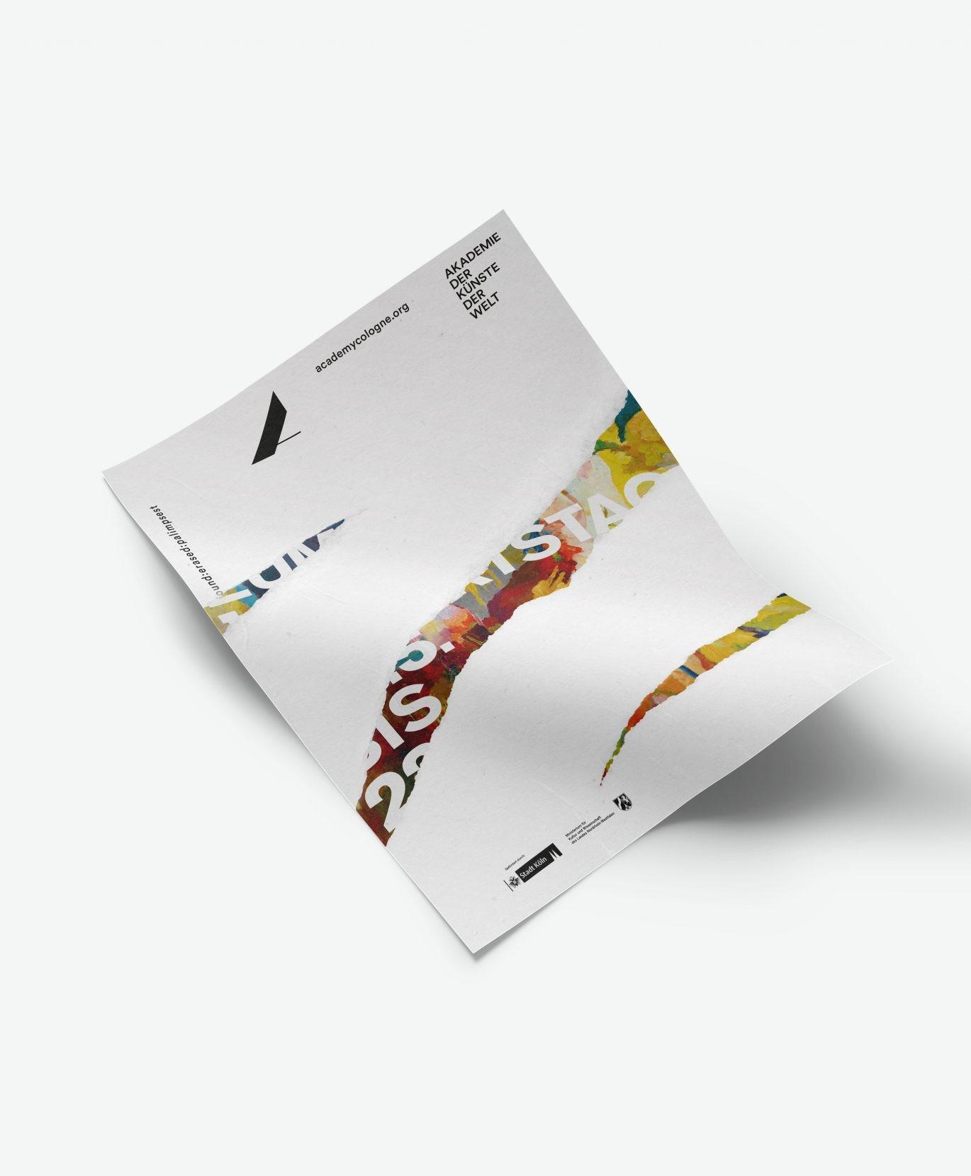 Abstrakt | Öffentlichkeit | Konzeption | Poster | Plakat