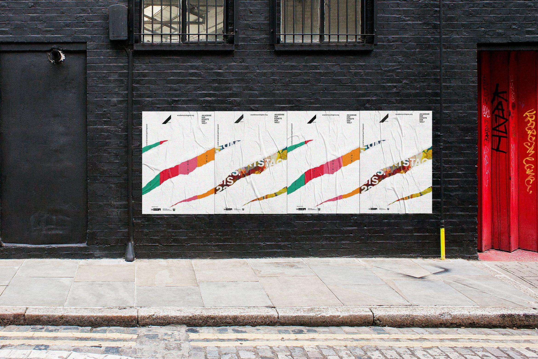 Motiv | Museum | Konzept | Billboard | Plakat | Urban