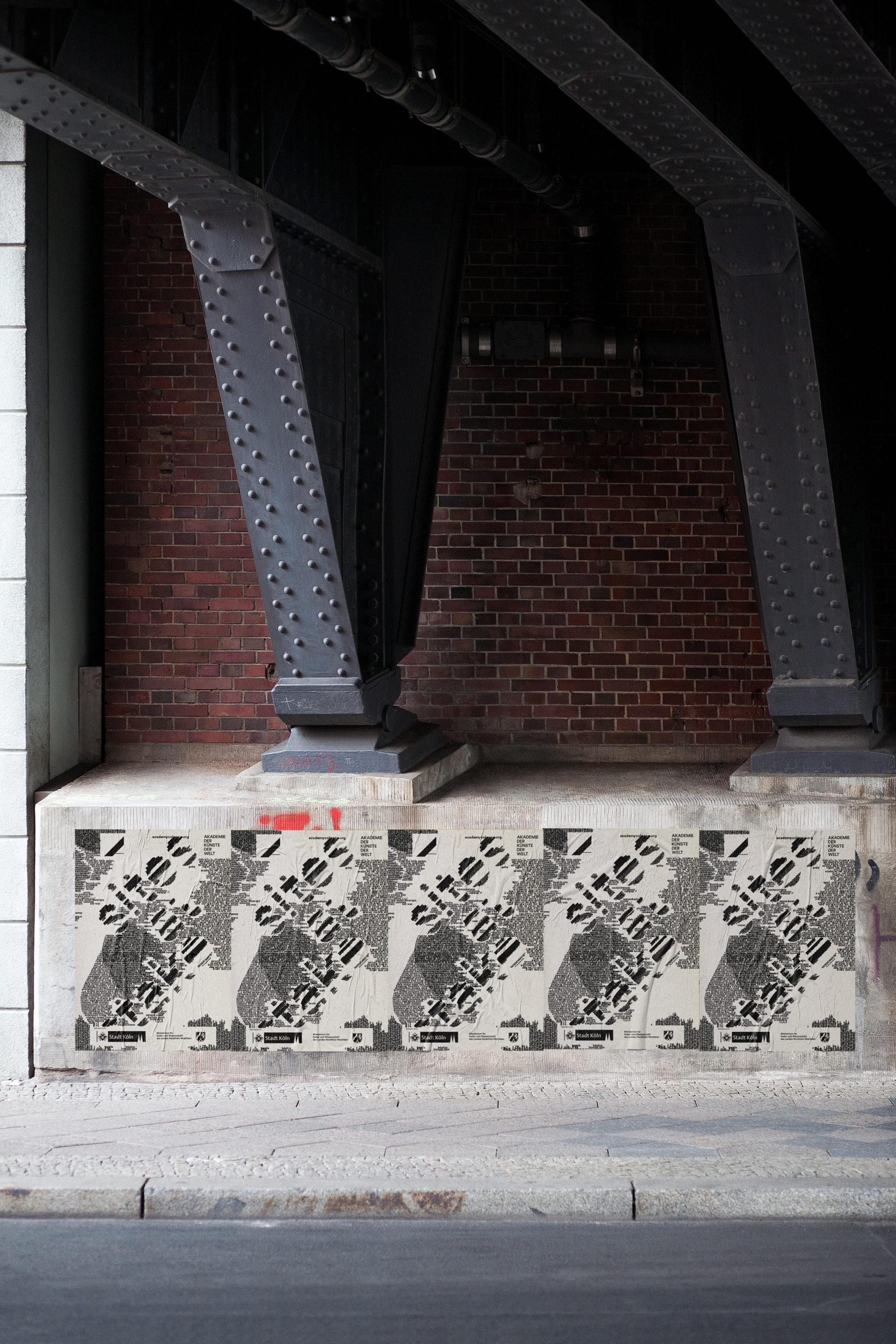 Posterdesign | Plakatreihe | öffentlicher Raum | Urban
