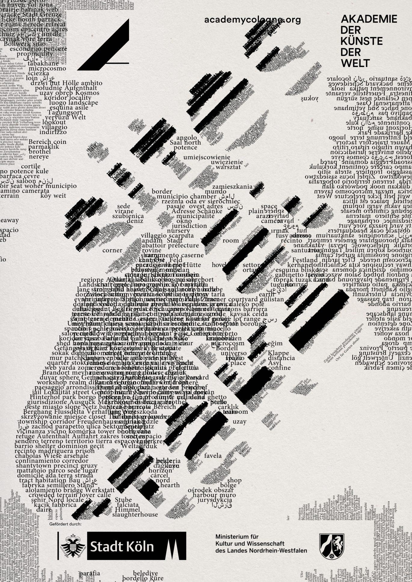 Experimentell | Kunst | Art | Typo | Überlagerung