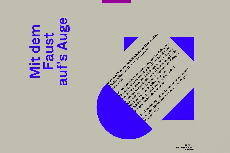 Konzeption | Corporate Design | Kampagne | Text- Bildebene | freie Gestaltung