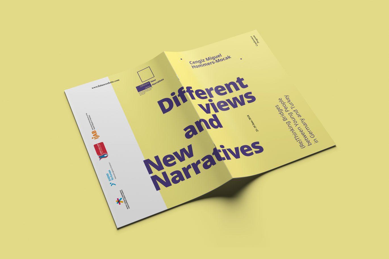 Konferenz | Corporate Design | Vor- und Rückseite | Interkulturell