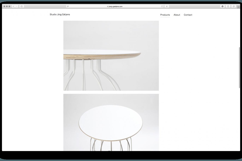 Webdesign Desktop | Galerie | Programmierung | digital Design | Online Design