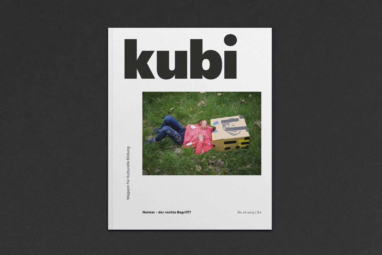 Cover | Titel | Magazin | handlich | Umwelt | kulturelle Bildung