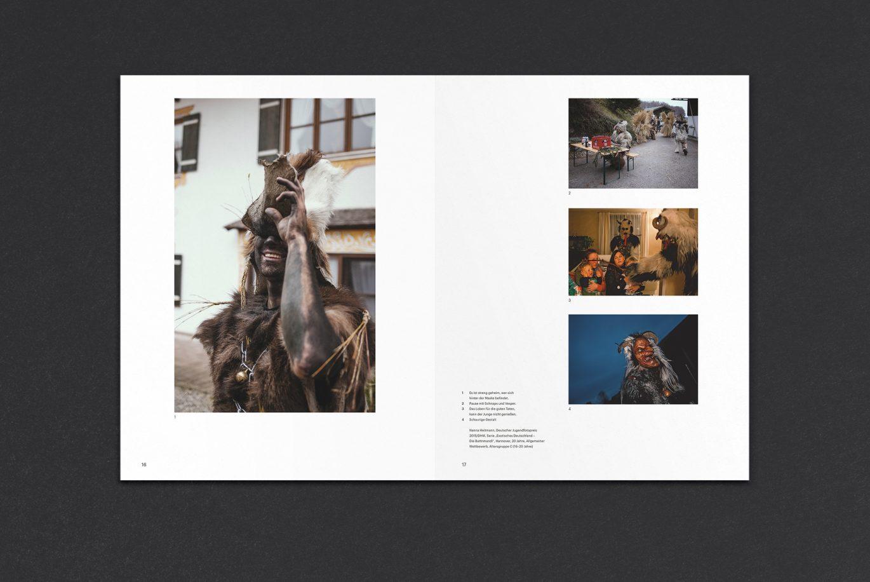 Bildraster | Bildformate | Magazin | Doppelseite
