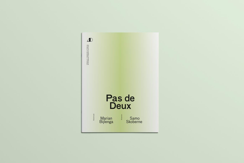Katalog Pas de Deux Coverdesign