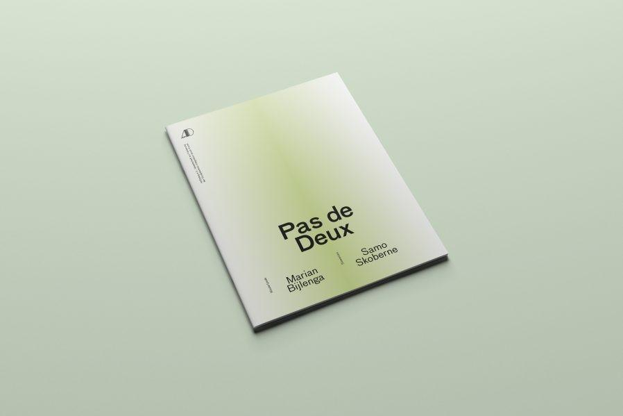 Katalog – Coverdesign – Pas de Deux