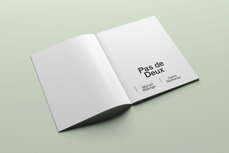 Katalog | Kunst | Ausstellung | Schmutztitel | Innenseiten