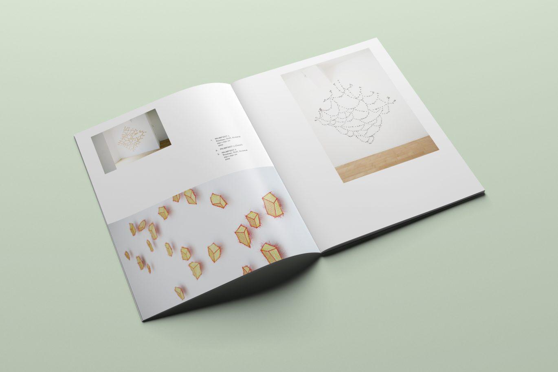 Katalog, Rasteraufbau 4