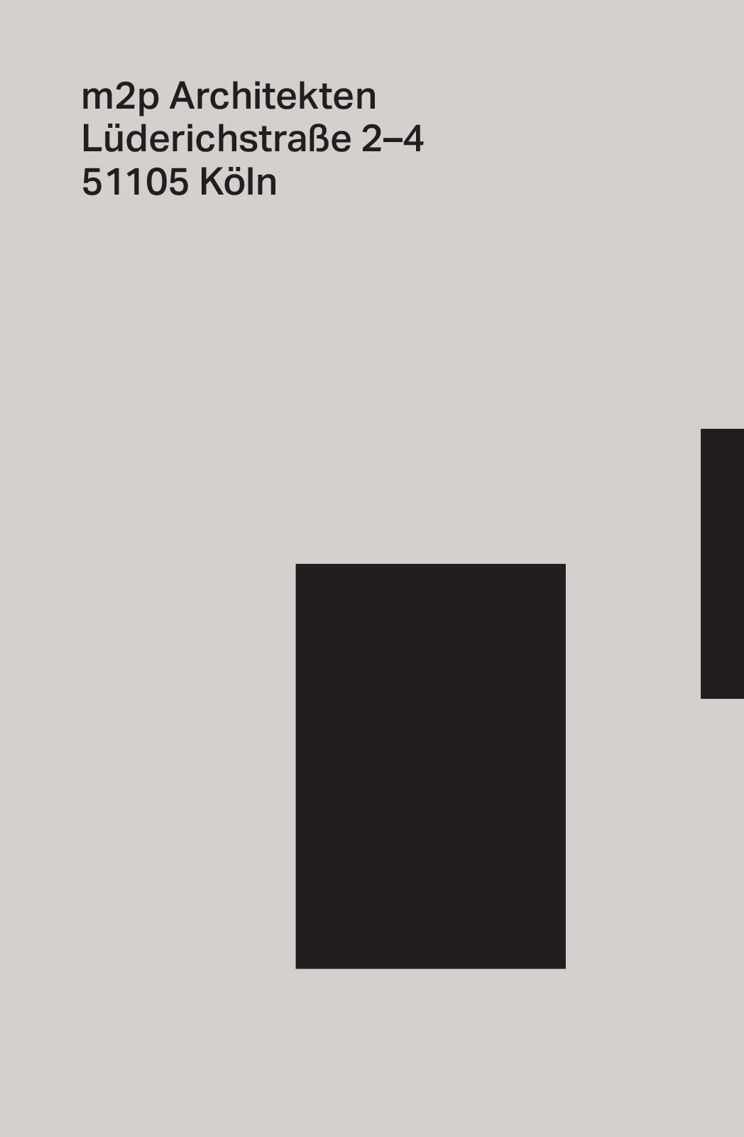 Detail | Architektur | Geschäftspapiere | Unternehmensgestaltung | USP