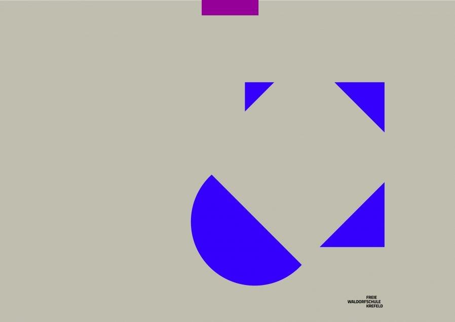 Konzept | Formen und Farben | Grundriss | Bildwelt | freie Gestaltung