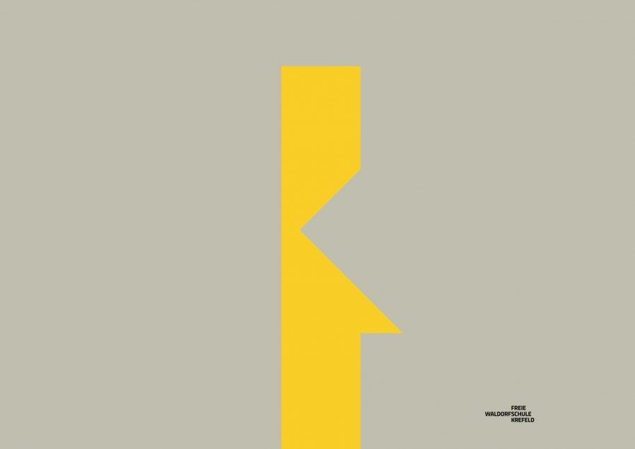 Konzept | Detail Form | Kampagne | Bildwelt | freie Schule
