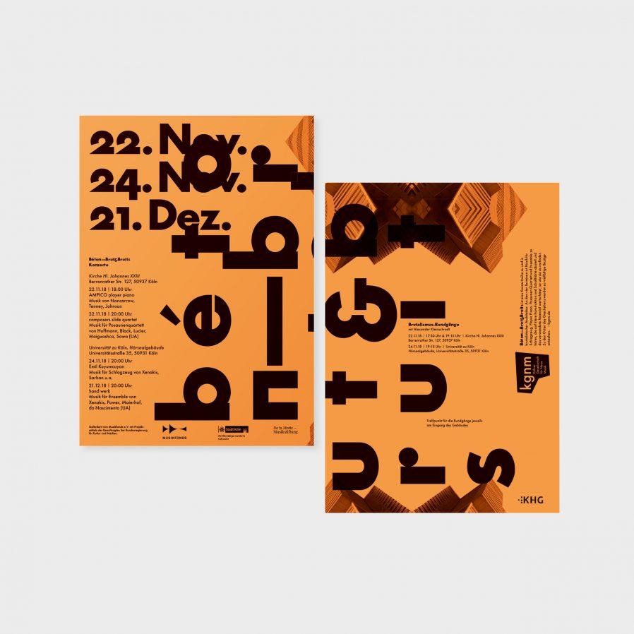 Plakatdesign | Flyer | Werbeblatt | Köln