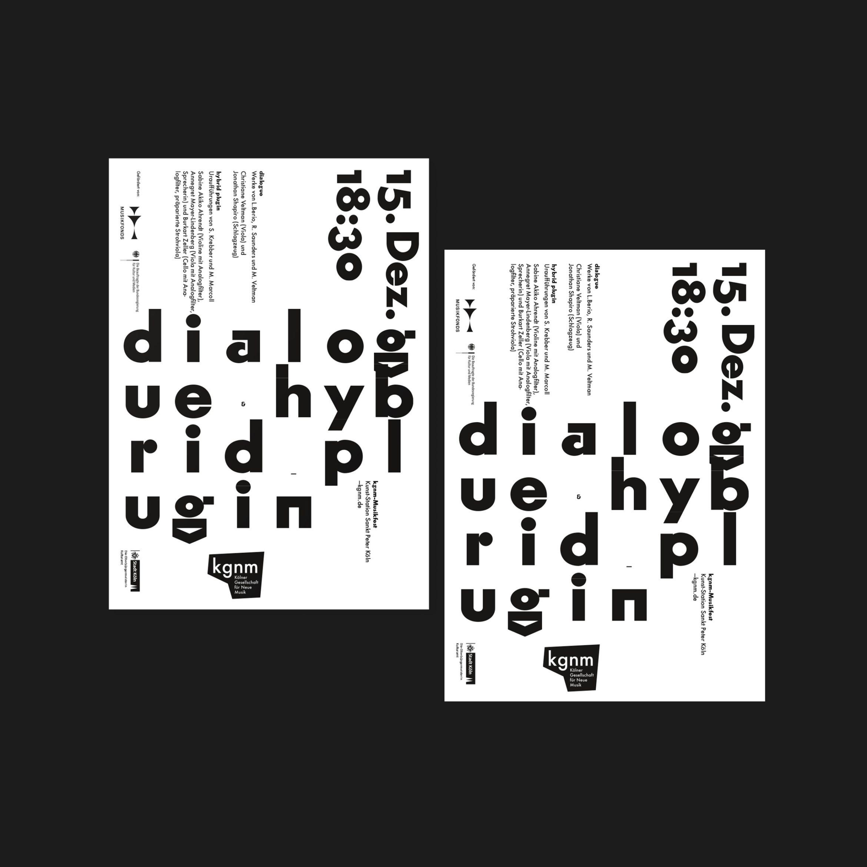 Flyer | Handzettel | Musik | Gesellschaft